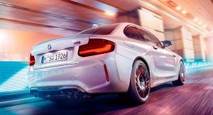 Significado de los 3 colores de la máxima división de BMW