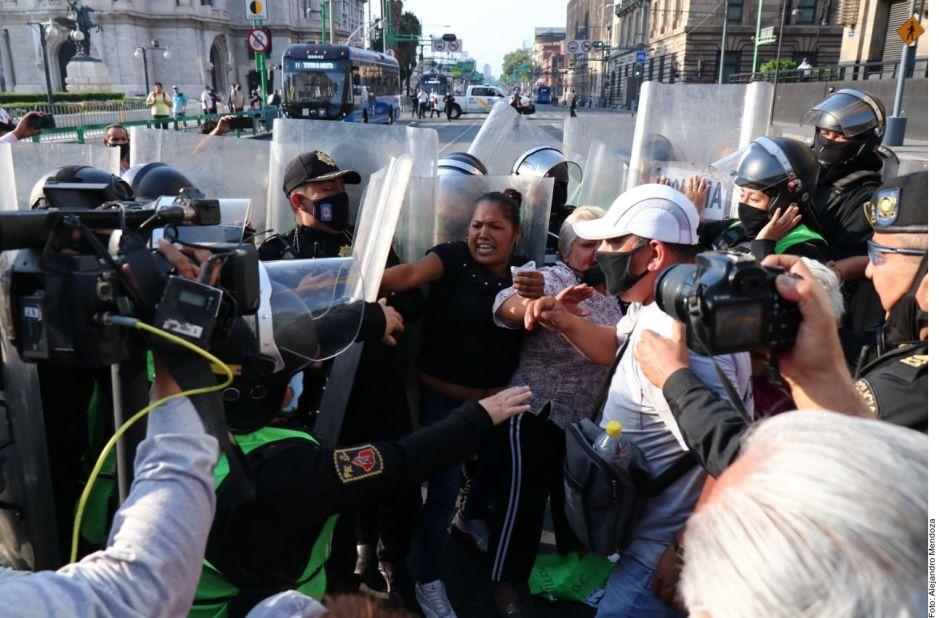 HRW exige al gobierno de AMLO reforma integral de la Policía