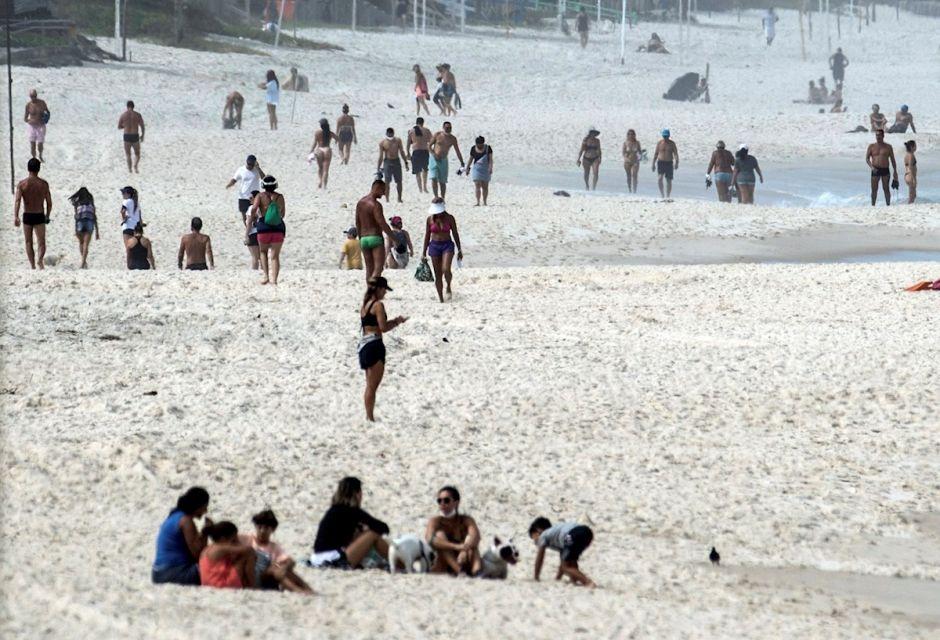 Brasil ya es el segundo país del mundo con más casos de coronavirus