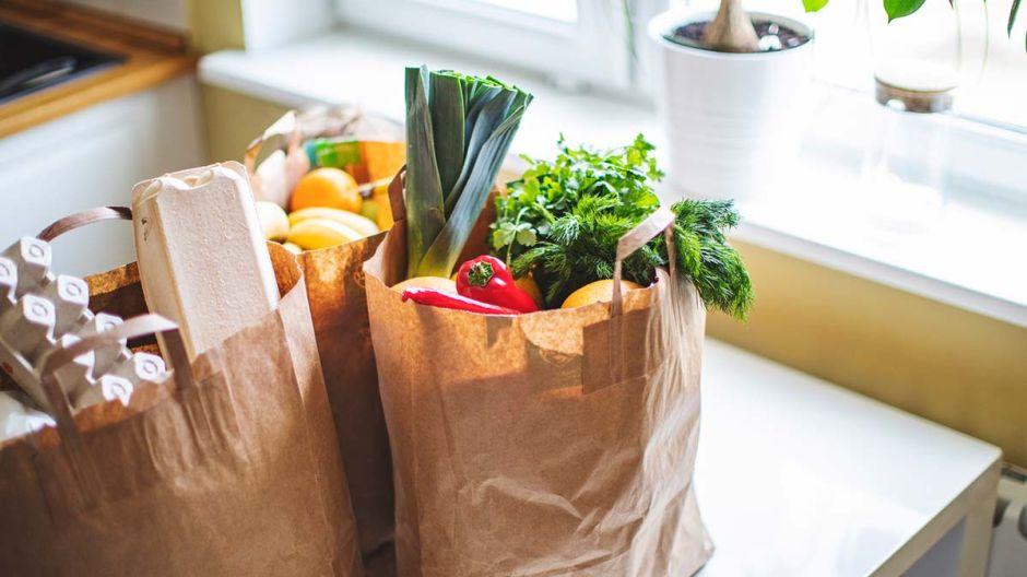 Cómo ahorrar tiempo y dinero al comprar comestibles