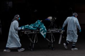 Chile: Sistema hospitalario cerca del colapso