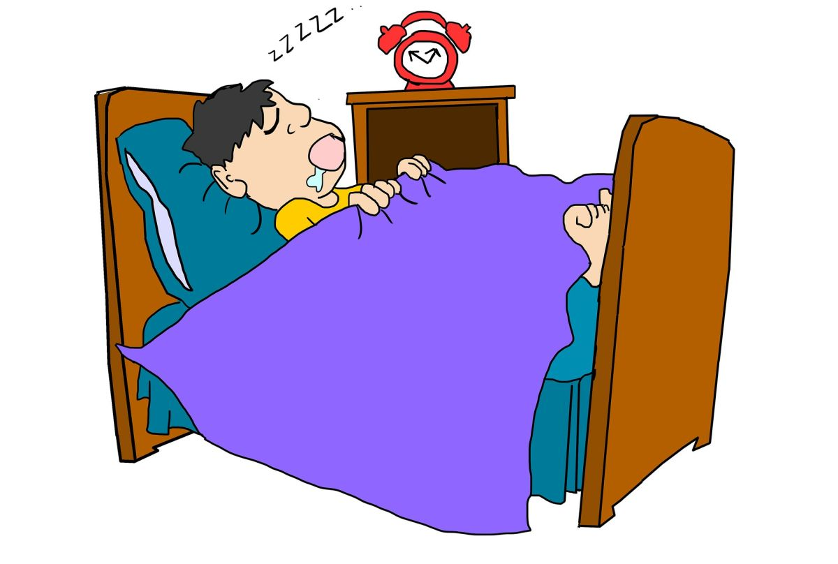 Muy perezosos: cuánto tarda el estadounidense promedio en levantarse de la cama