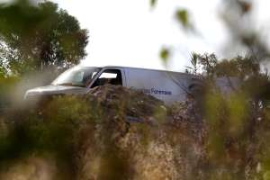 FOTOS: Matan a 4 hombres y una mujer al estilo narco mientras acampaban