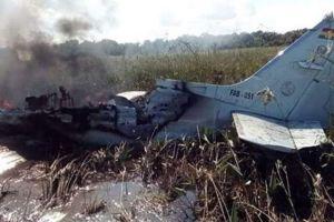 Se desploma avioneta en Bolivia, mueren seis personas, cuatro de ellos ciudadanos españoles