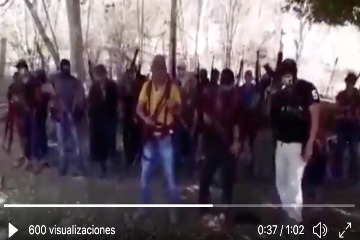 VIDEO: Cártel de Los Viagras estaría secuestrando jóvenes para que enfrenten al CJNG