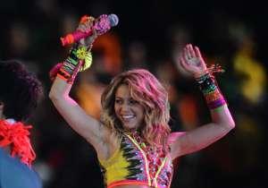 El accidentado baile de Shakira que hizo que se le bajara el pantalón