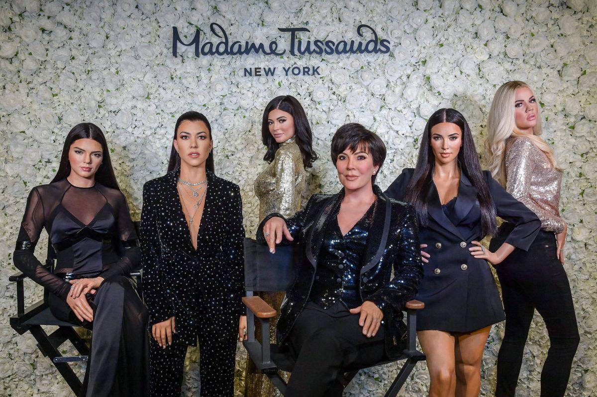 El sexy video de todo el clan Kardashian-Jenner en ropa interior que está reventando la red