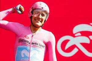 De una bici de chatarra a campeón del Giro: el ecuatoriano Richard Carapaz recuerda sus inicios