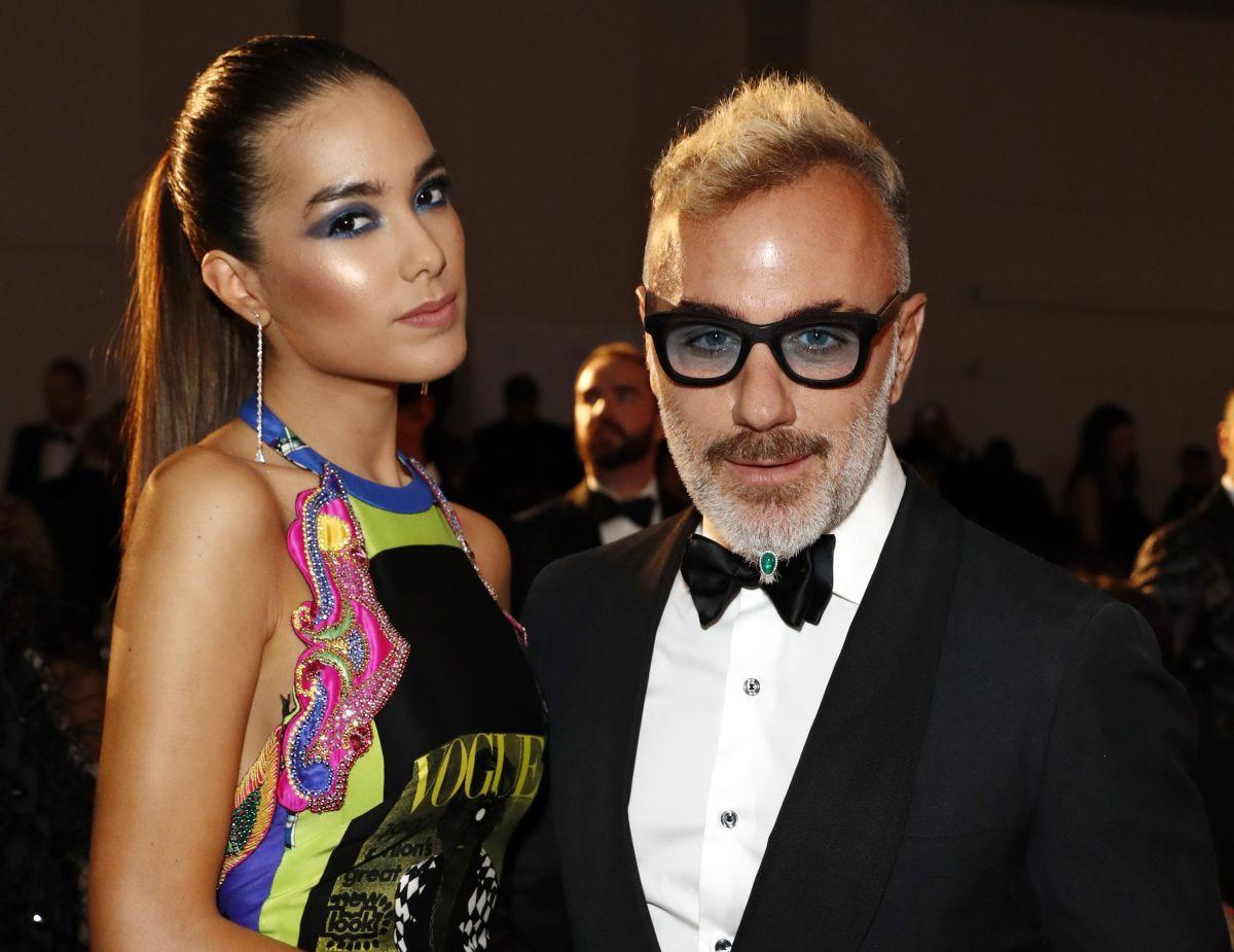 Los lujos que la hija de Gianluca Vacchi y Sharon Fonseca tiene a pocos meses de nacida