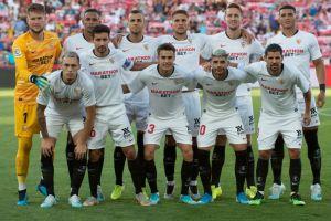 Jugadores del Sevilla ignoran las medidas sanitarias y arman pool party en plena pandemia por el coronavirus
