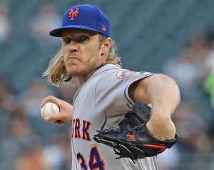 Pitcher de los Mets, Noah Syndergaard, es demandado por no pagar la renta en NY
