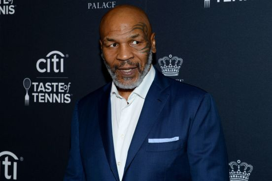 A sus 53 años, Mike Tyson prepara su regreso al ring.