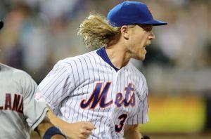 """Desatan la furia de 'Thor': """"Me quieren extorsionar"""", advierte pitcher de los Mets Noah Syndergaard"""
