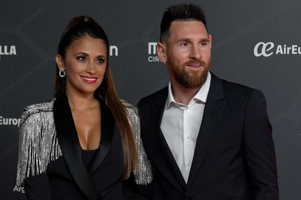 Antonella Roccuzzo comparte fotografía en la que se ve muy cariñosa con Lionel Messi