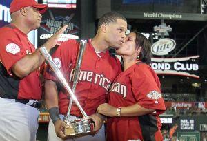 """""""Gracias por inspirarme"""": Robinson Canó felicita a su mamá y abuela en el Día de las Madres"""