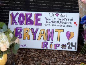 Piden aclarar filtración fotográfica de los restos de Kobe Bryant