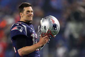 Primeras imágenes de Tom Brady con el uniforme de los Buccaneers