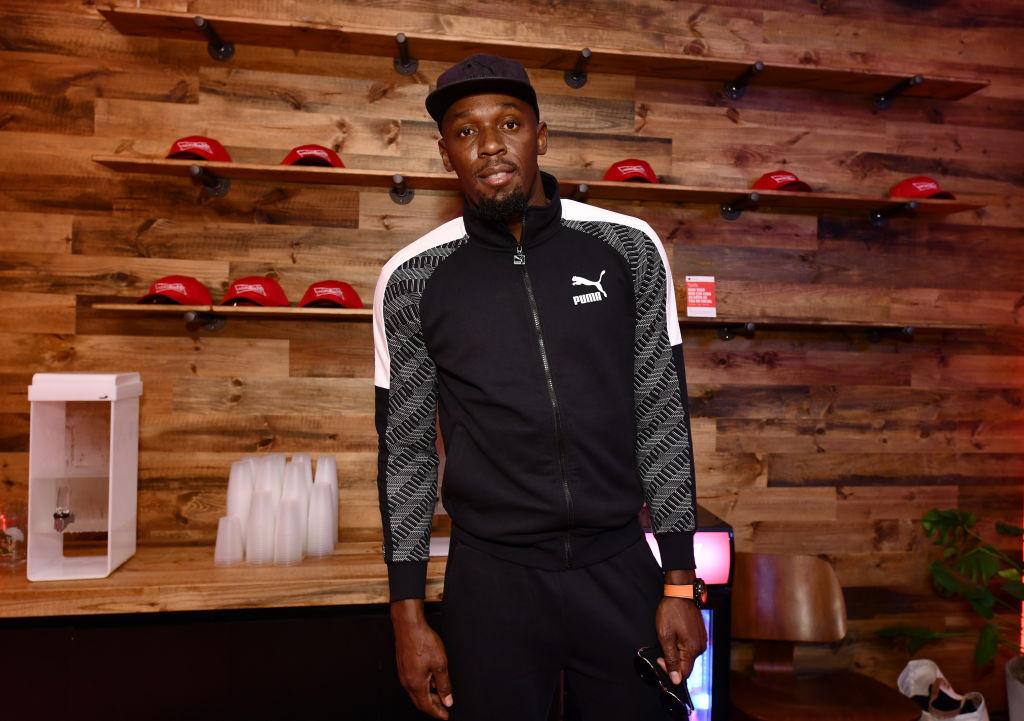 Usain Bolt se retiró de las competiciones en 2017.