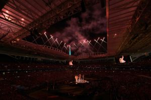 Anuncian autocinema deportivo en el estadio de los Dolphins de Miami