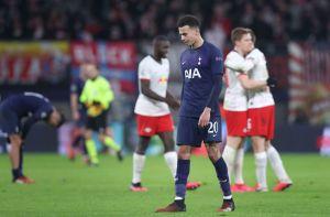 Estrella del Tottenham se deja el bigote y lo comparan con El Chapo Guzmán