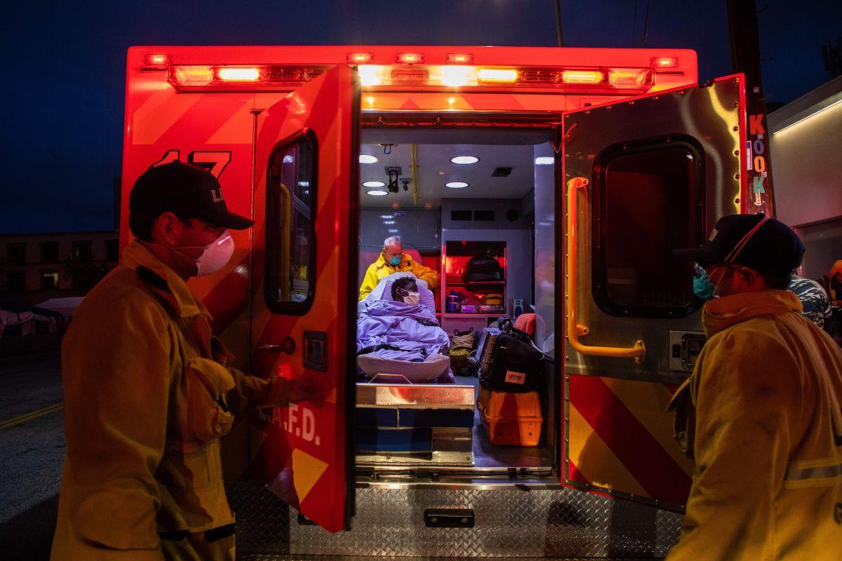 Misteriosa explosión en set de filmación causa lesiones críticas a tres personas en Santa Clarita