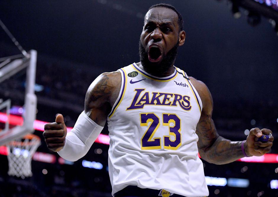 """""""No estamos tristes por perder su audiencia"""": LeBron James responde a Donald Trump y su 'boicot' a la NBA"""