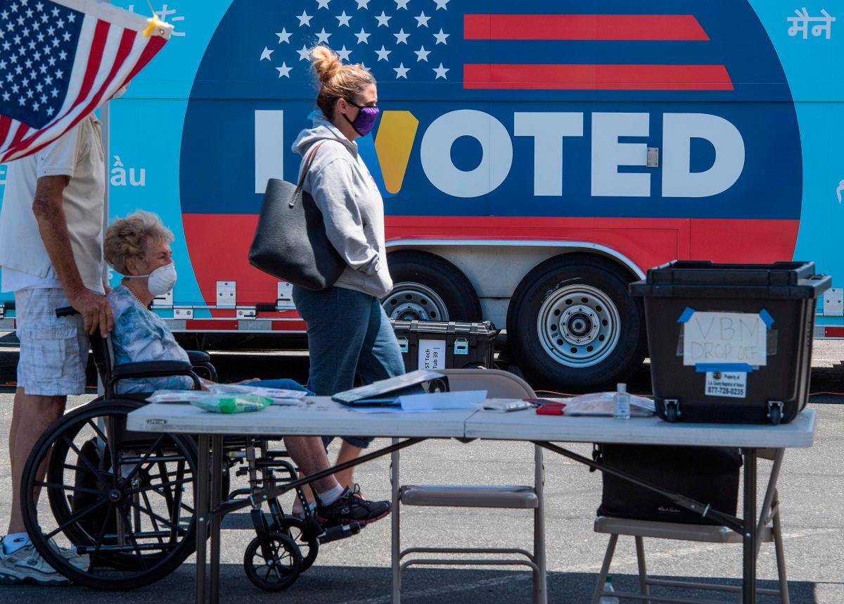 Por qué puede ser tan difícil votar en las elecciones de Estados Unidos