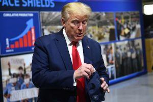 Covid-19: batalla perdida para Trump