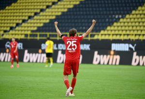 Müller asegura que Bayern Munich ganó der klassiker porque el portero del Dortmund tiene 'brazos cortos'