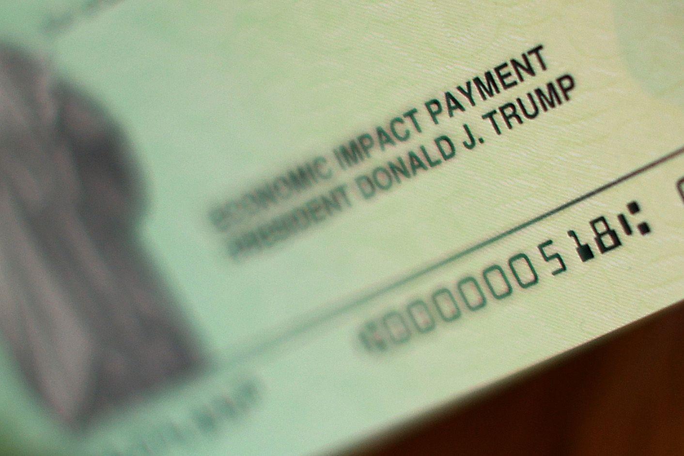 ayuda económica cheque Coronavirus COVID-19 Dinero errores estímulo Get My Payment herramienta internet IRS pago rastreo sitio web