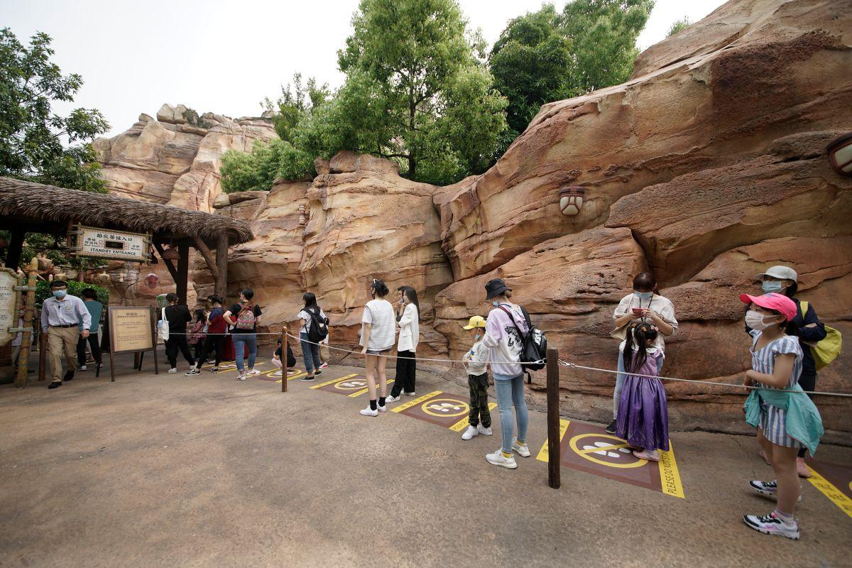 Disney reabrirá restaurantes y tiendas en una calle dentro del California Adventure Park
