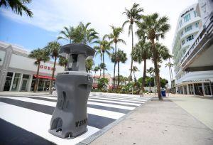 Los comercios y restaurantes de Miami prácticamente vacíos y sin turistas en el Memorial Weekend