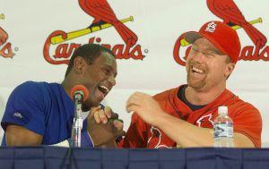 Cuadrangulares y trampa: Preparan documental de la rivalidad entre Mark McGwire y Sammy Sosa en el béisbol de Ligas Mayores