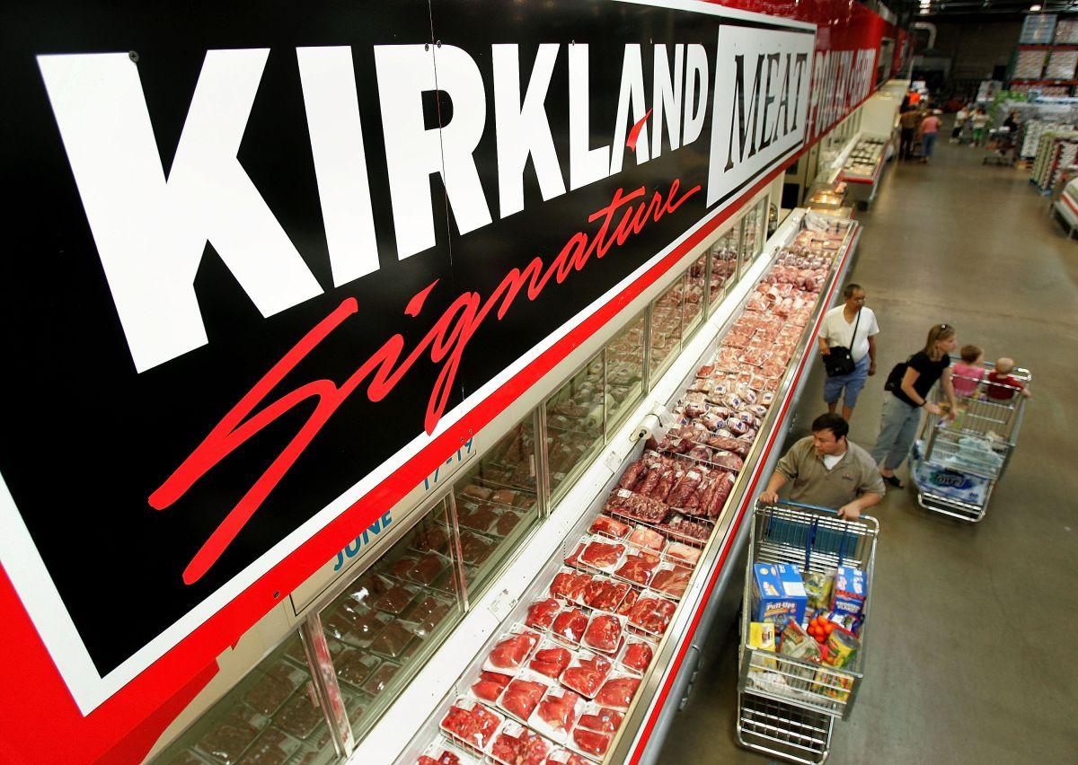 La marca de productos Kirkland fue introducida por primera en 1995.