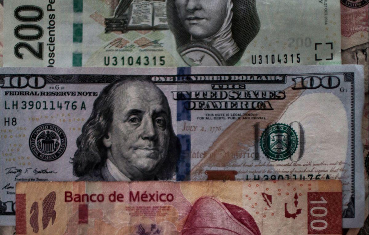 ¿A cuánto está el dólar en México? Mayo 15 del 2020. El peso mejora con discreción
