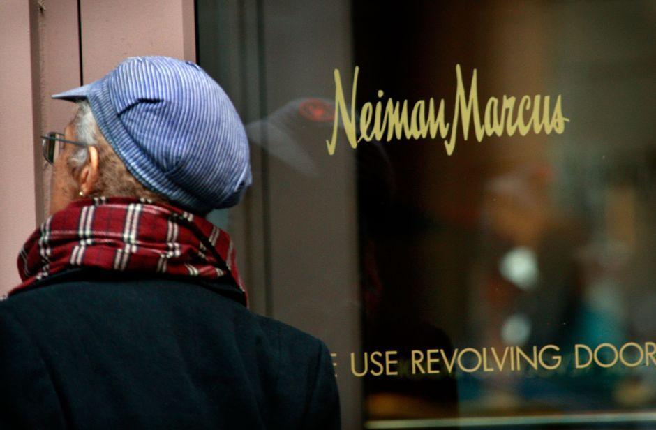 La lujosa cadena de tiendas Neiman Marcus solicita protección por bancarrota