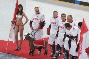 Prohibirán la entrada a la mascota más famosa de Alemania en el reinicio de la Bundesliga