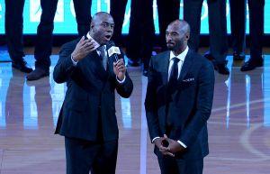 No más especulaciones: Magic Johnson adelanta que él y Kobe Bryant tendrán sus documentales