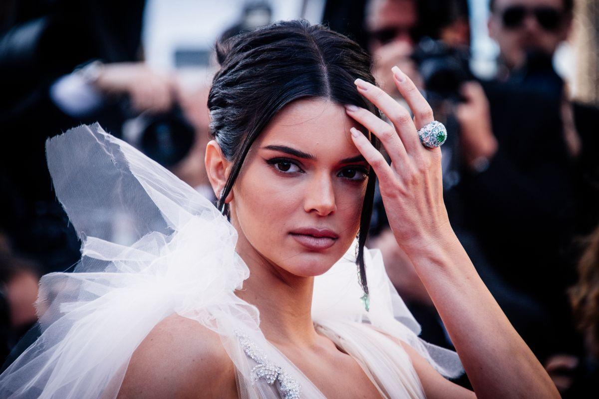 La dura batalla de Kendall Jenner contra el acné