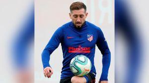 """""""Mucha felicidad"""": Héctor Herrera expresó su sentir por volver a los entrenamientos con el """"Atleti"""""""