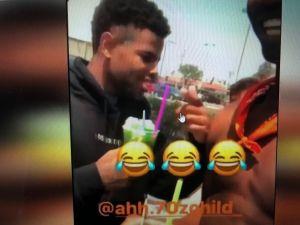Agreden y luego se burlan: videos muestran más ataques contra vendedores ambulantes latinos en Los Ángeles