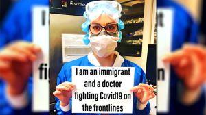 Una inmigrante es aprobada para la 'green card' al ser trabajadora esencial en la pandemia