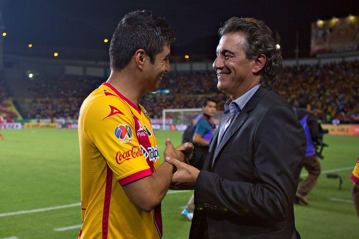 Romano fue DT del club purépecha del 2002 al 2004 y del 2012 al 2013.