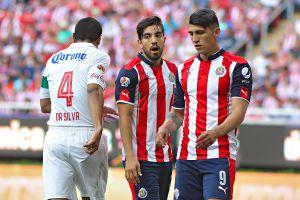 Rodolfo Pizarro y Alan Pulido se dan tremendo agarrón con Antonio Carlos Santos en Twitter por sus famosas mascarillas