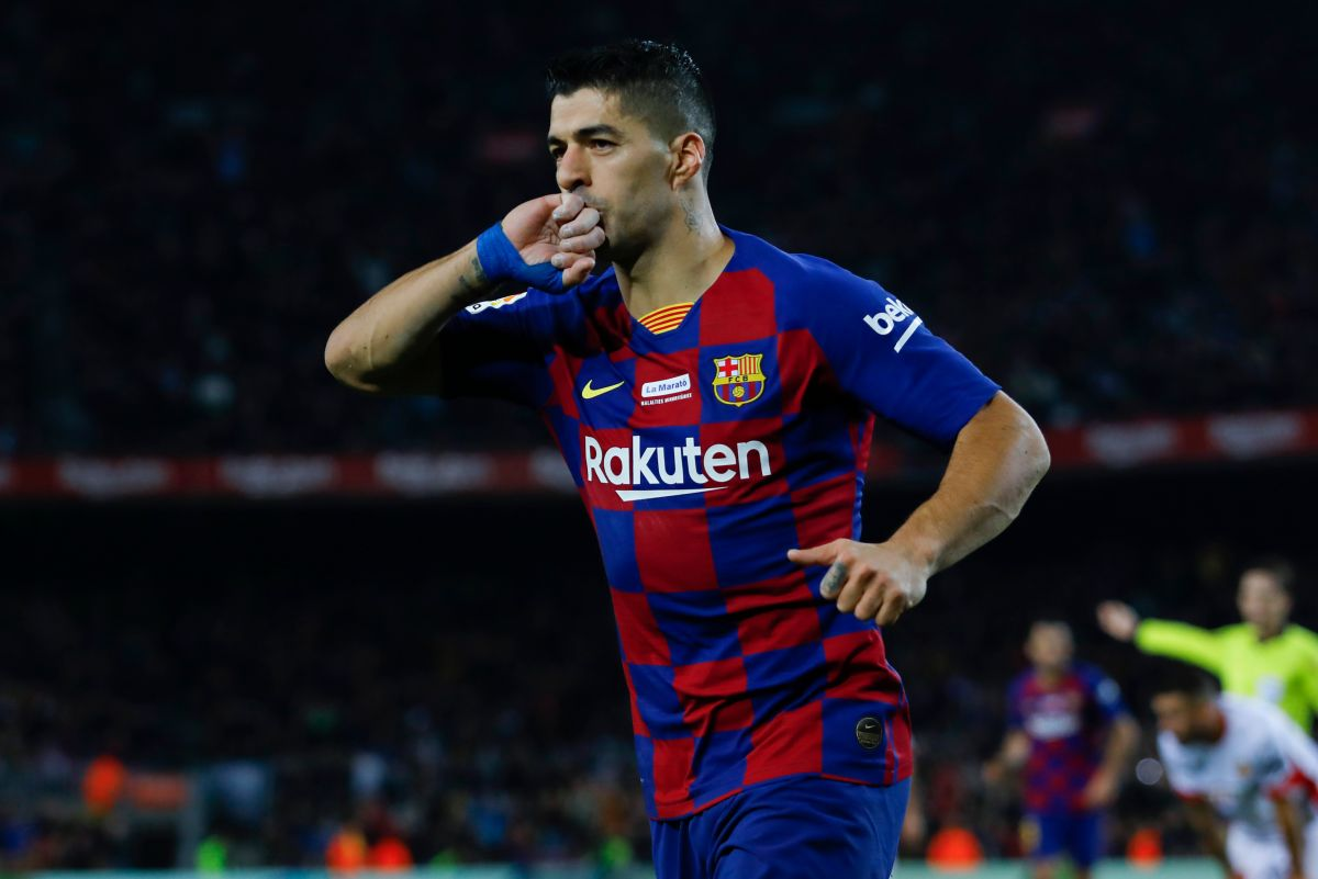 ¿Resistirá su rodilla? El Barcelona pondrá a prueba a Luis Suárez