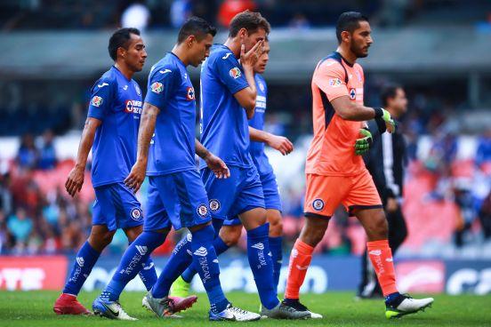 Cruz Azul se quedó con las ganas de levantar el título un torneo más.