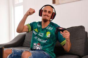 Gran troleo: Nico Sosa venció a Giovani dos Santos en la eLiga MX y el León le dedicó el triunfo a Belinda