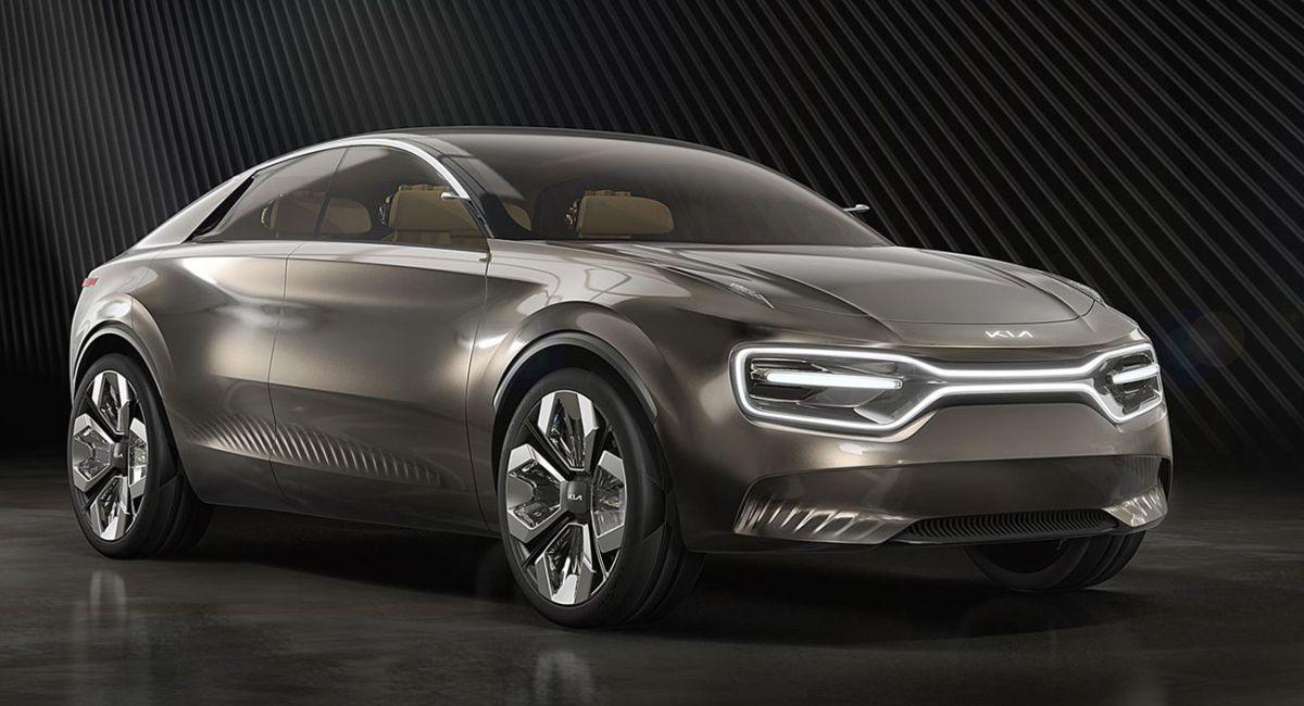 Kia Imagine Concept Car. Crédito: Cortesía Kia.