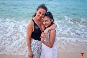 """¡Irreconocible! Mira cómo ha crecido Isabella Sierra, la hija de Kate del Castillo en """"La Reina del Sur"""""""