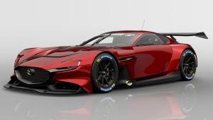El Mazda RX-Vision GT3 ya está disponible para manejarlo de forma digital